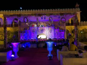 wedding venue in orchha